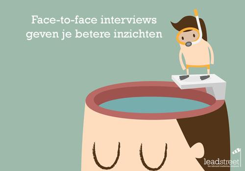 Buyer Persona interviews: dé vragen die je stellen moet + best practices