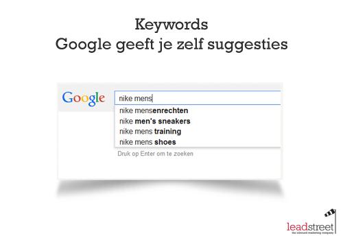 keywords-google-geeft-je-zelf-suggesties