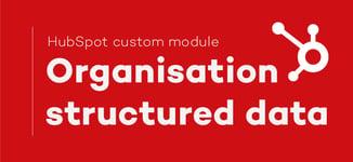 hubspot-custom-module-organisation-structured-data