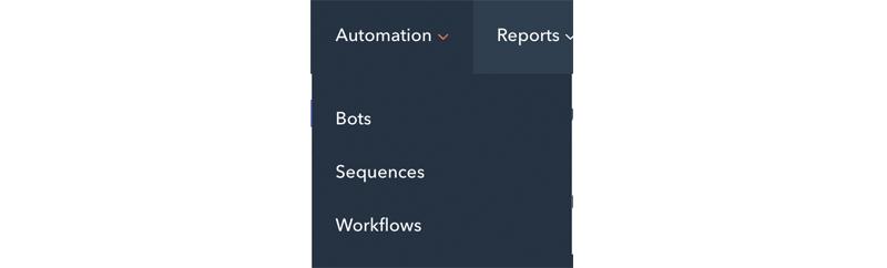 hubspot-nieuwe-navigatie-bots