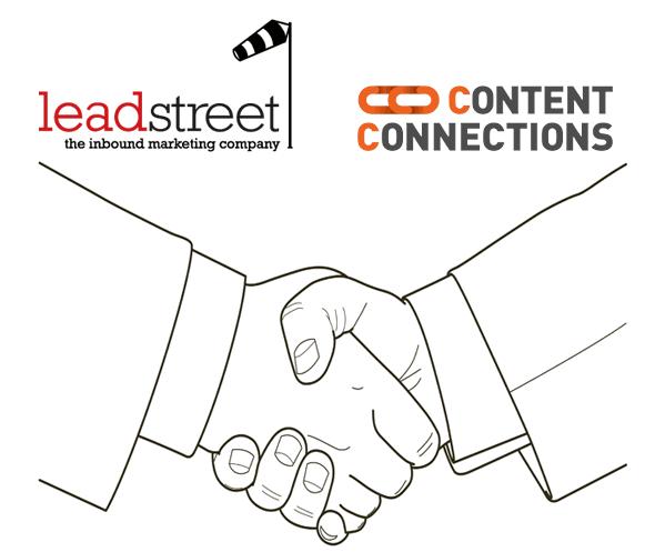 leadstreet en Content Connections vormen uniek partnership