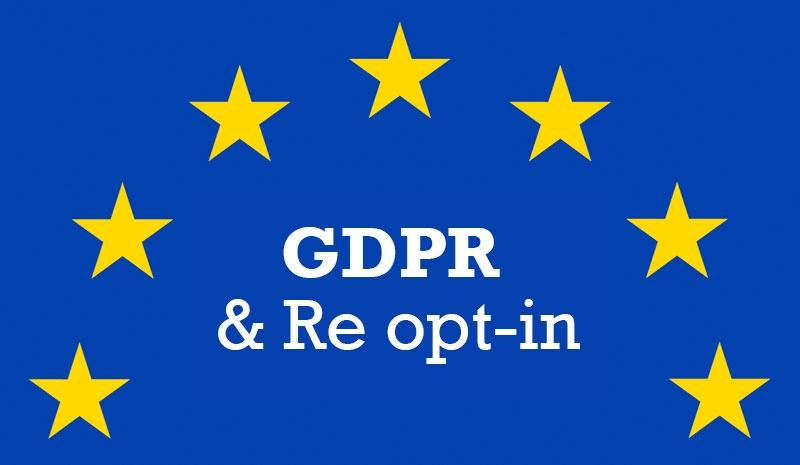GDPR: 4 tactieken voor de re opt-in van je database