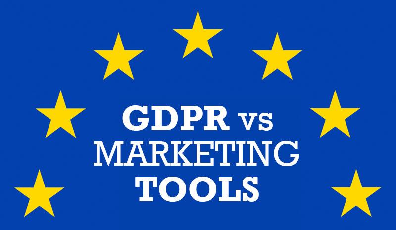 ZIjn jouw tools (cms, CRM, mailtool ...) wel GDPR-proof?